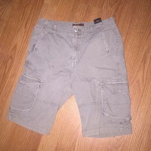 Boy's 7 For All Mankind Cargo Shorts Size 14